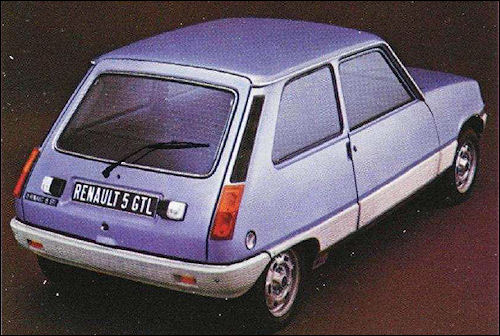 renault scenic where is fuse box 1976 renault 5 gtl review – driven to write #11