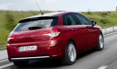 2014 Citroen C4 no badge