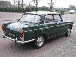 Peugeot 404 Berline. (c) kodefouw.nl