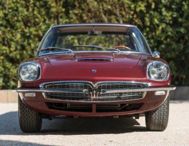 1967 Maserati Mexico Speciale. (c) wheelsage