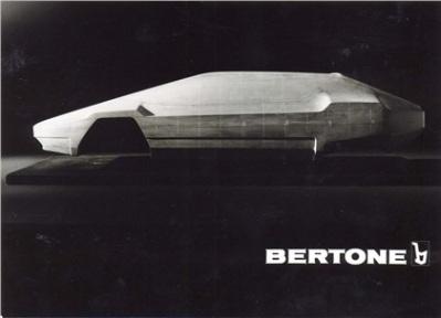 Bertone Sibilo plaster model, photo (c) carstyling.ru