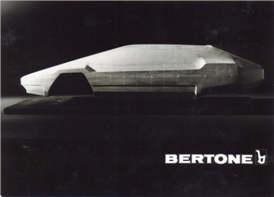 Bertone Sibilo plaster model, photo (c) carstyling.ru