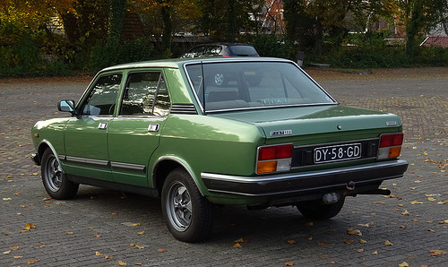 Period Road Test: 1979 Fiat 132 2.0 – Driven To Write