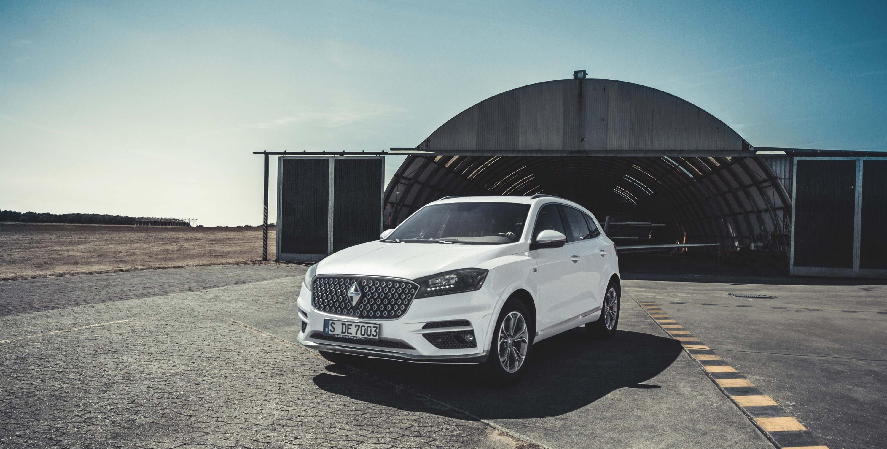 Have I come in at a bad time? The Borgward BX7 TS – Driven