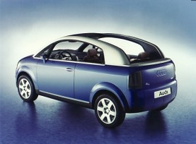 Audi Al2 Openend concept. (c) audia2museum.de