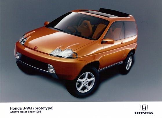 Honda J-WJ concept. (c) oldconceptcars