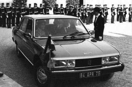la voiture présidentielle. (c) amicale-citroen.de