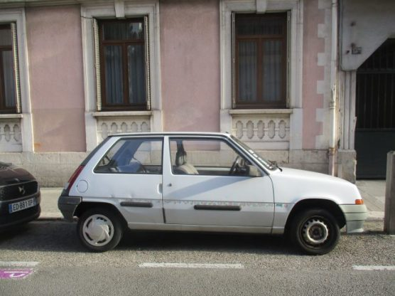 Renault Super5 in Grenoble