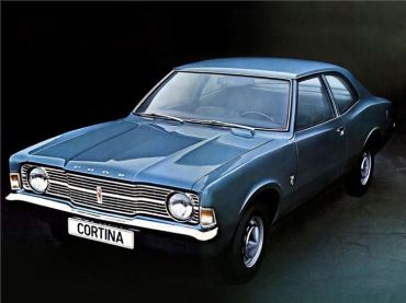 Cortina L (c) Ford UK