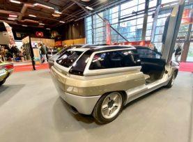 Bertone Zabrus concept.