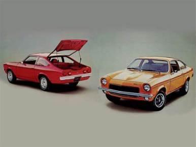 1973 Chevrolet Vega (c) wheelsage.org
