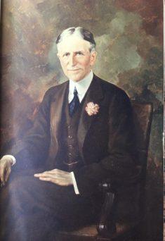 Harvey Firestone. Image: Alfred Lief