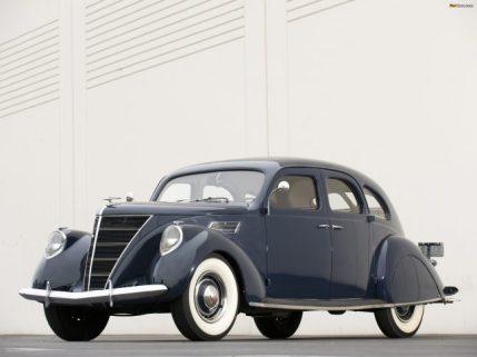 1936 Lincoln Zephyr (c) : favcars.com: