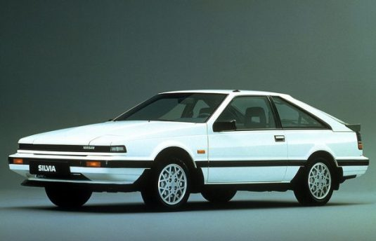 Nissan Silvia S12. (c) Nissan Motor Co
