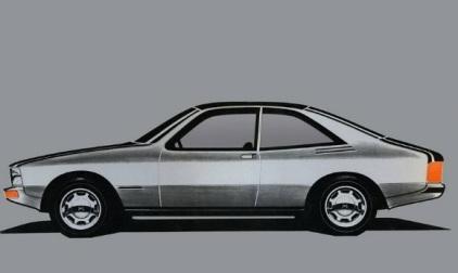 1973 Moskvitch Porsche Design 02. (c) cda com