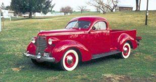 1938 Coupé Express. (c) billsstudepage.homestead.com