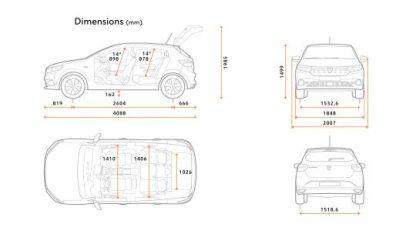 Image: Automobile Dacia S.A.