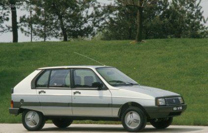1982 Citroën Visa 14 TRS. (c) autoevolution.com