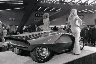 Lancia Stratos Zero Image: Supercar Nostalgia
