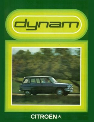 Citroen Dynam. (c) Citroenet