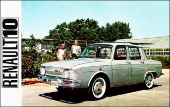 Renault 10 (c) classiccarcatalogue