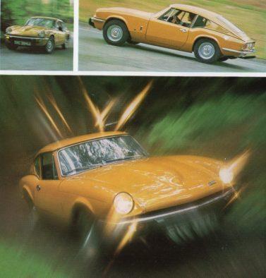 Triumph GT6 Mk3 (c) BLMC