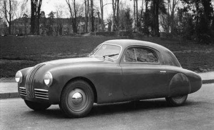 1947 Fiat 1100S Berlinetta Image: FCA Heritage