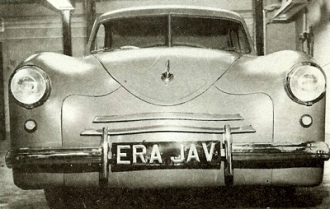 E.R.A. Javelin Image: Unique Cars and Parts
