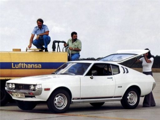 Celica Liftback. (c) honest-john