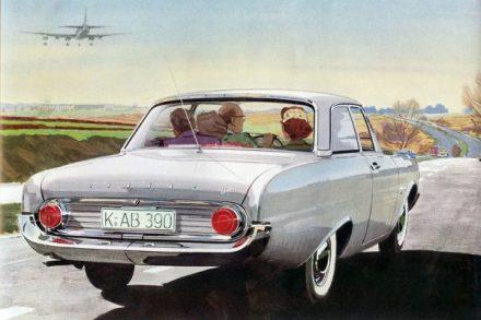 Ford Taunus P3. Image: auto555.be