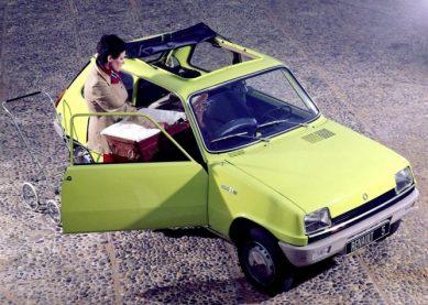 Renault 5. Image: Renault