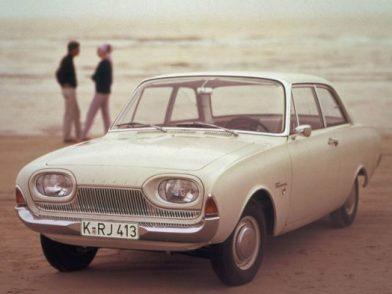 1960 Ford Taunus P3. Image: carinpicture