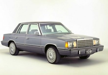 Plymouth Reliant. automoblog