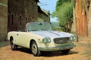 Vignale Convertible (1962) Image: Carstyling