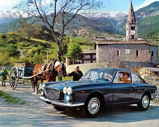 Pininfarina Coupé (1962). Image: Carstyling
