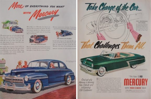 AFVK 001 Mercury 1948 1952