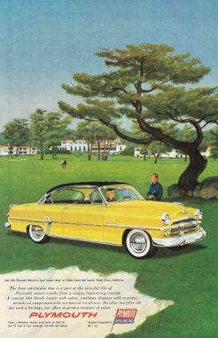 AFVK 002 Plymouth 1954