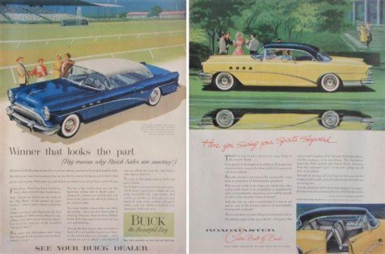 AFVK 003 Buick 1954 1955