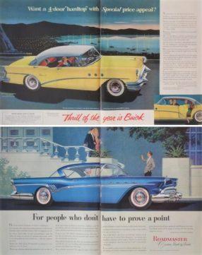 AFVK 004 Buick 1955 1957