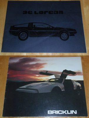 DTW bro DeLorean and Bricklin 002