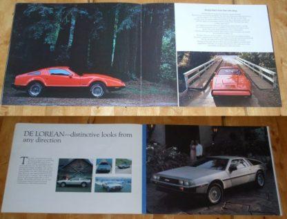 DTW bro DeLorean and Bricklin 005