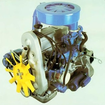 Ford T88 engine Image: Ford Netherlands