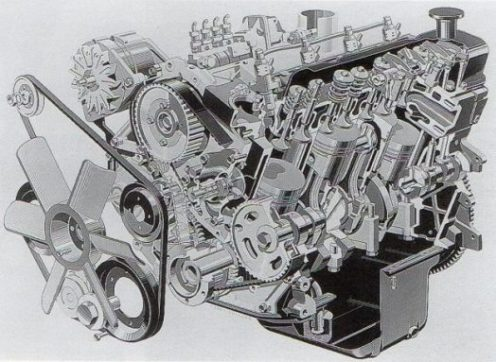 Ford York Diesel. Image: Ford of Britain
