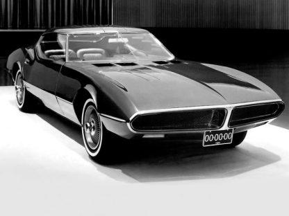 1966 XP 798 Banshee. Oldconceptcars