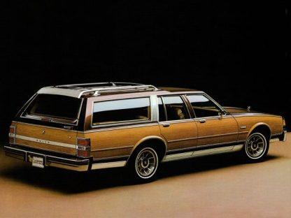 The Buick Estate, pre-1991. Image: Momentcar