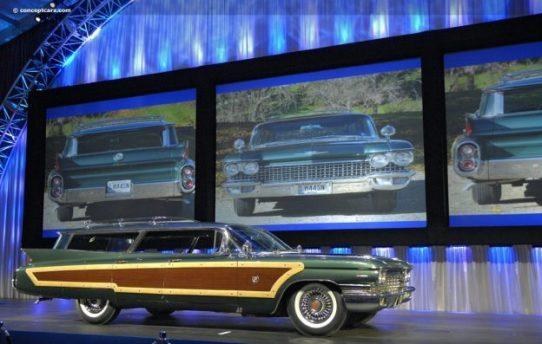 1960 Cadillac Viewmaster. conceptcarz