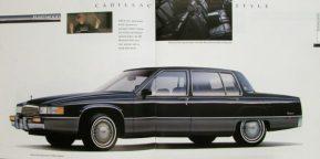 1990 Cadillac Fleetwood. autopaper